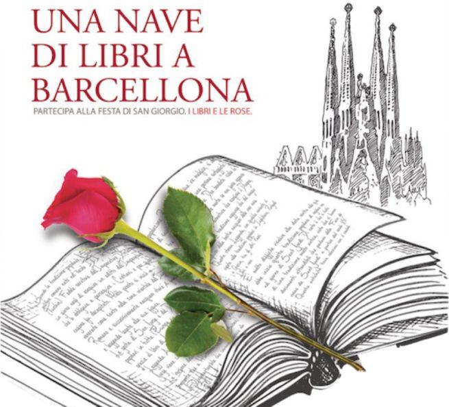 """Il 20 aprile salpa da Civitavecchia per Barcellona """"Una nave di libri"""""""